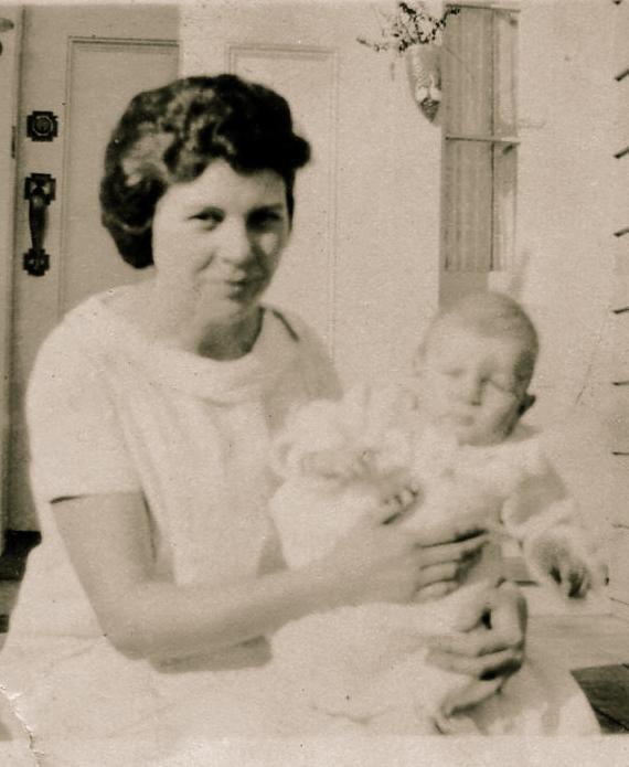 Bess and Joyce Edwards